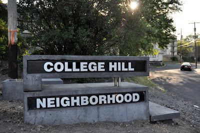 College Hill Neighborhood